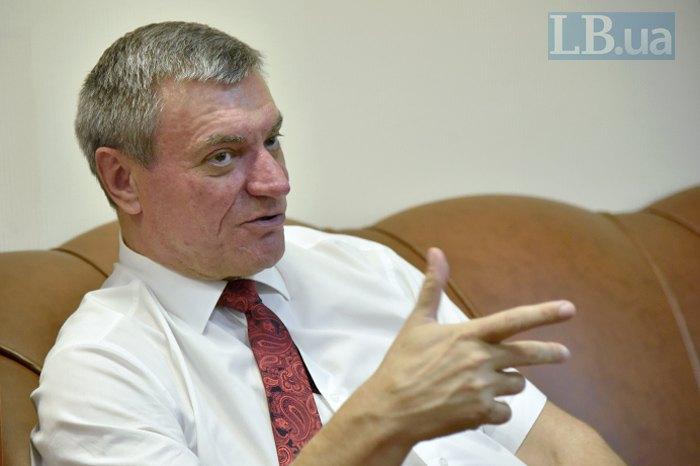 Віцепрем'єр – міністр з питань стратегічних галузей промисловості України Олег Уруський