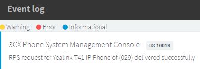 Comment configurer les téléphones Yealink série T4 pour 3CX
