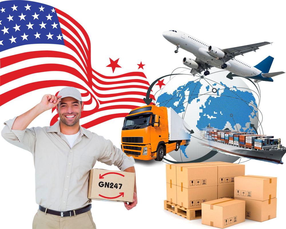 Cách tính bảng giá gửi hàng đi Mỹ