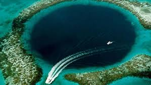 Blue Hole Belice