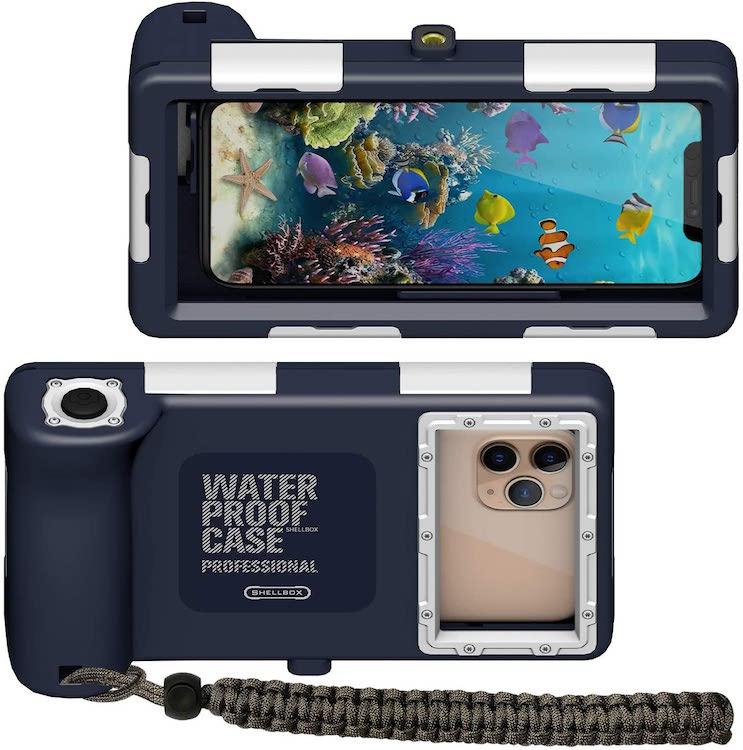 潜水用ケース iphoneケース