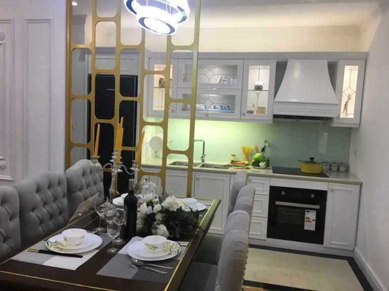 Thiết kế căn hộ chung cư IA20