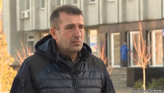 Сергій Шакун, голова Попаснянський райдержадміністрації