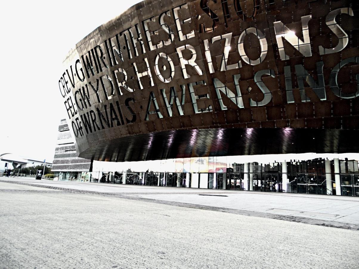 Cardiff Milenium Centre