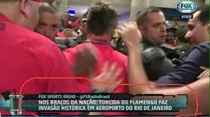 FlaPress: Fox puxa o saco do Flamengo