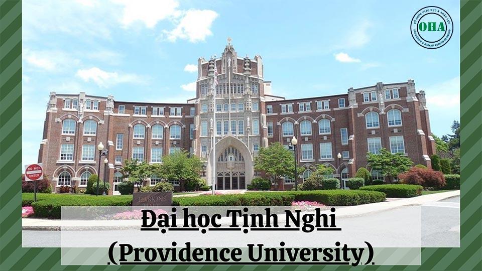 Đại học Tịnh Nghi - Providence University