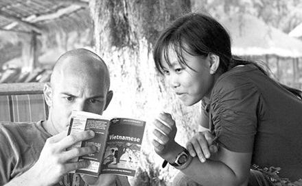 Tiếng Việt cho người nước ngoài