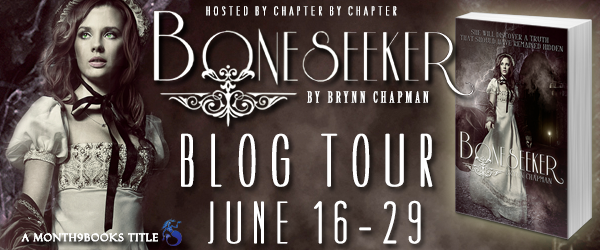 BONESEEKER Blog Tour & Giveaway
