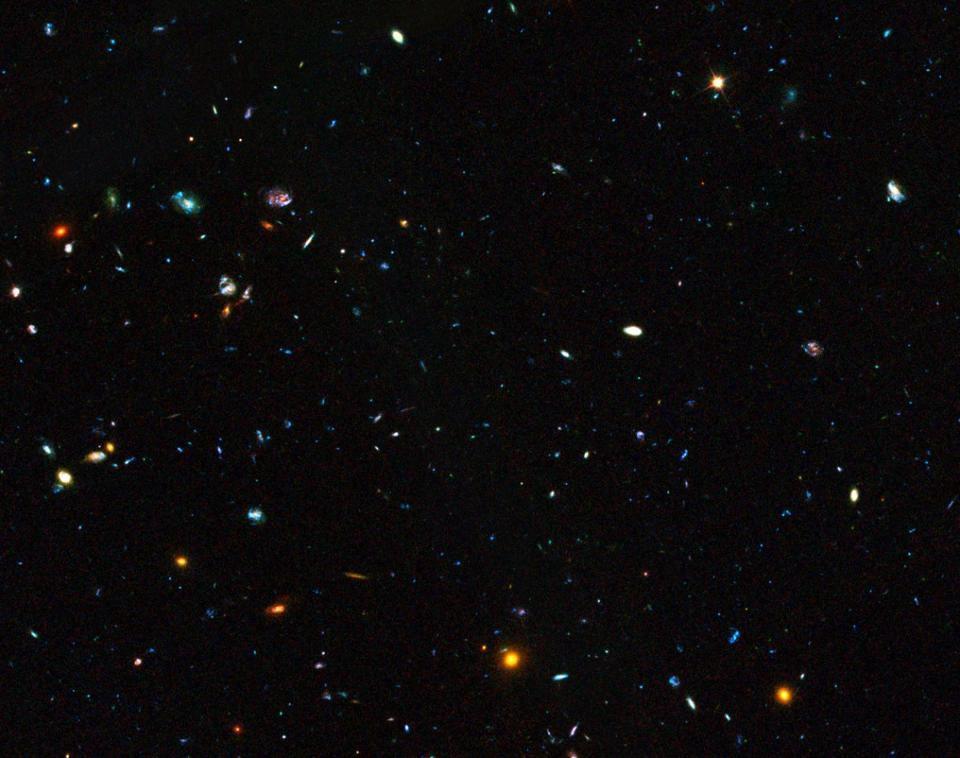 bức ảnh xa xôi nhất vũ trụ