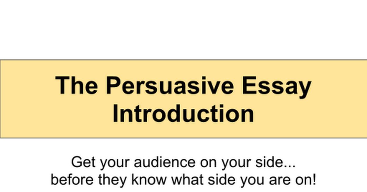 persuasive essay intro co persuasive essay intro