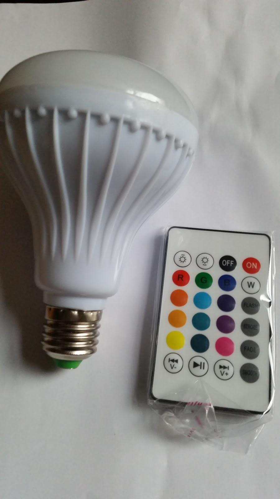 Hot Wireless Bluetooth 6W LED Président Bulb audio Haut-parleur Musique LED Jouer éclairage avec 24 touches E27 20pcs de contrôle à distance ww.avalonkef.com dfh rtsdf.jpg
