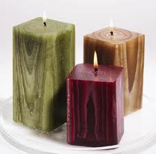 изготовления восковых свечей