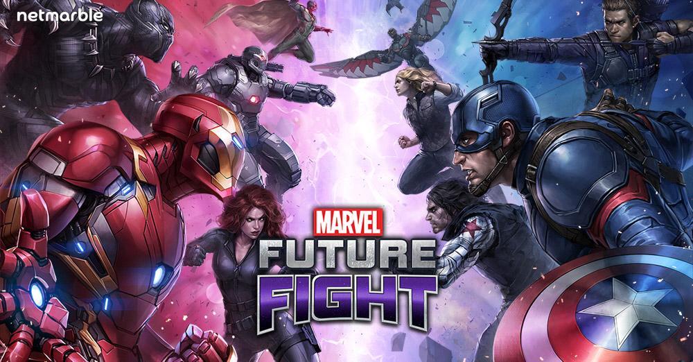 MARVEL Future Fight - Netmarble