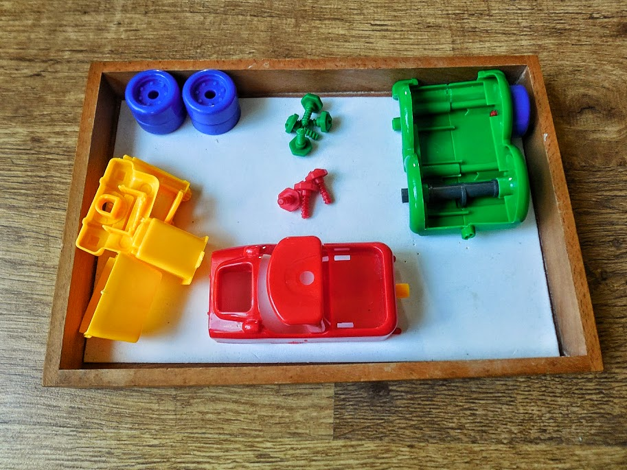 Construction activities for kids [Montessori inspired activities] by Welcome to Mommyhood