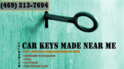 Car Keys Made Near Me - Auto Locksmith - ( 50% OFF 2ND Key )