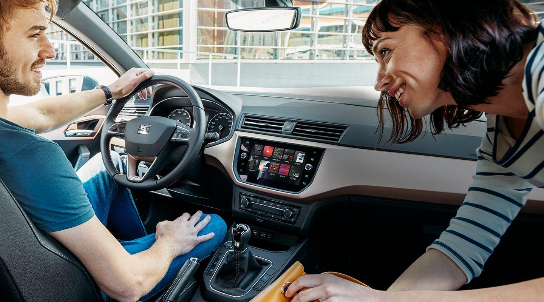 SEAT Ibiza 2019 interior 2