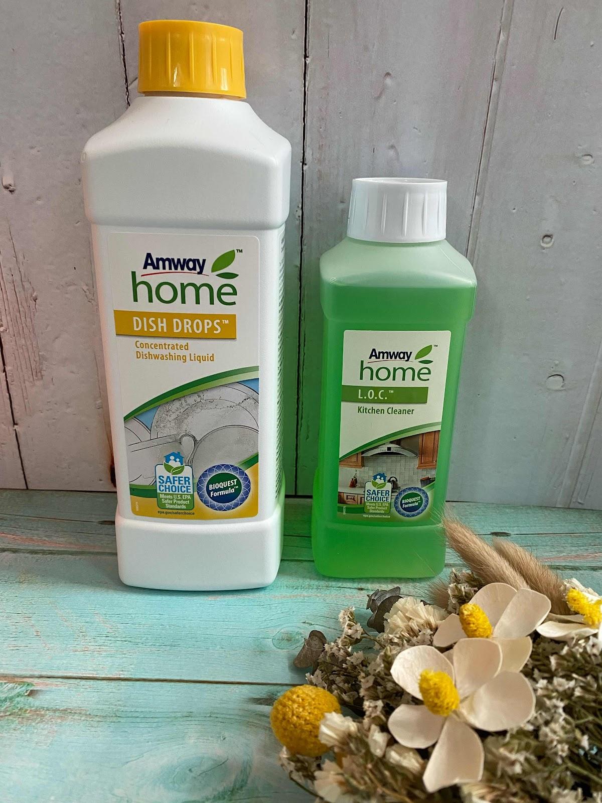 [清潔小幫手] Amway洗潔精、Amway廚房清潔劑好唔好?清潔Tips小分享 ...