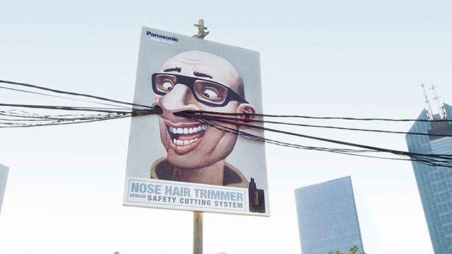 quảng cáo billboard thú vị