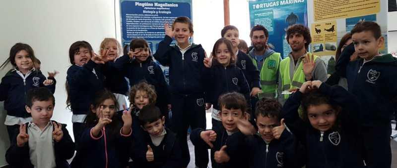 Fundación Ecológica Pinamar en Colegio Tierra del Sur