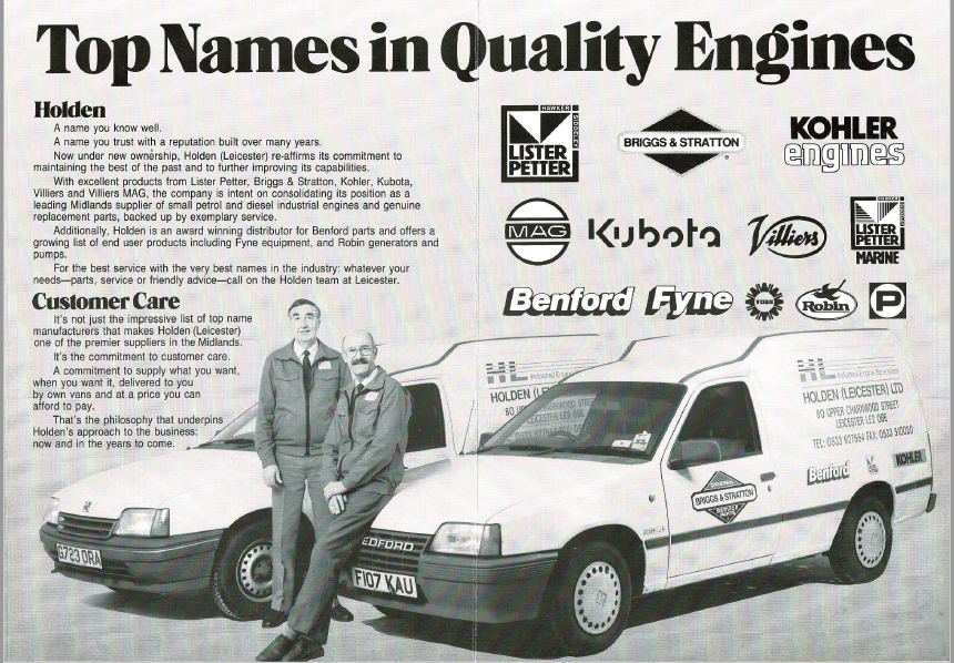 Blog - Posts tagged 'vintage'   L&S Engineers