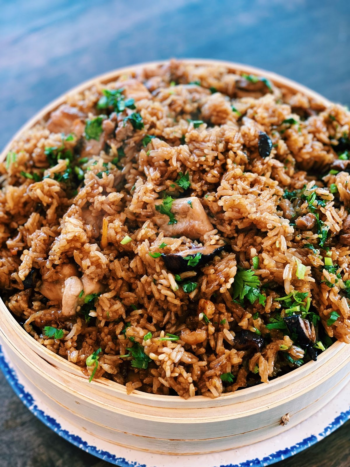Taiwanese Sticky Rice (Authentic Recipe)