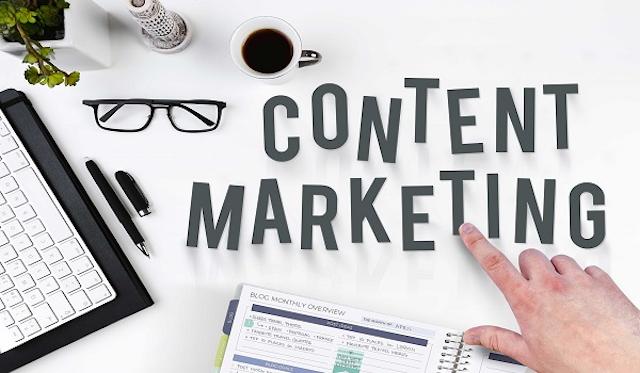 Dịch vụ content marketing giúp tăng chỉ số ROI