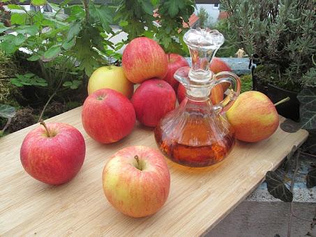 Vinagre de Manzana, Remedios caseros para el acné