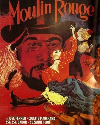 Moulin Rouge (1952, John Huston)