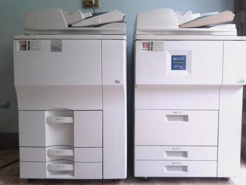 Có nên mua máy photocopy cũ hay không?