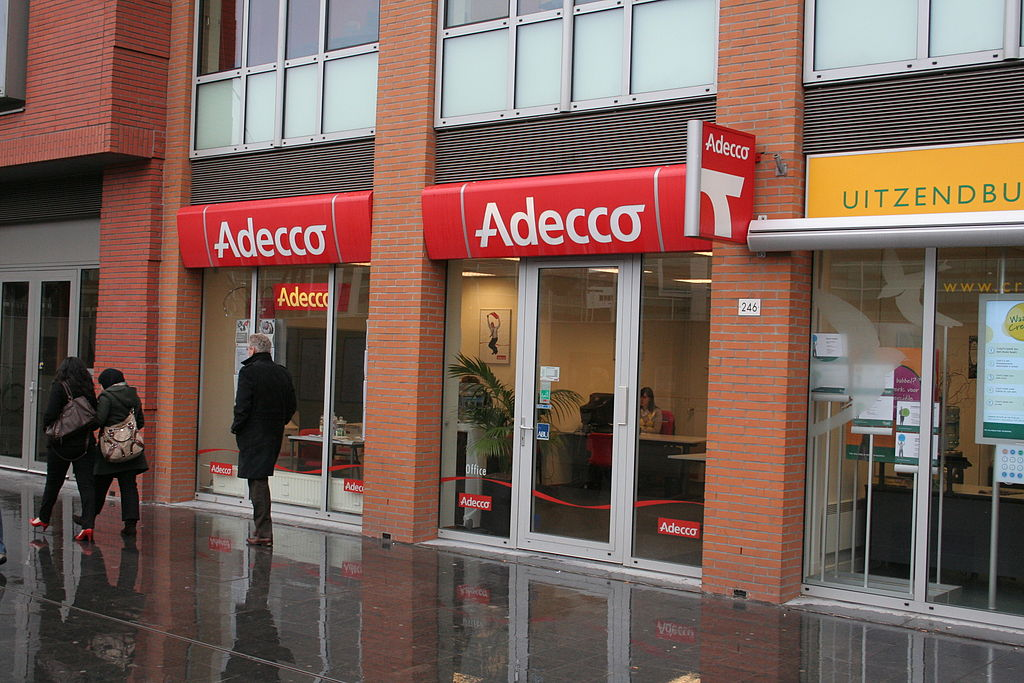 Adecco - Search for a Job Anywhere in the World