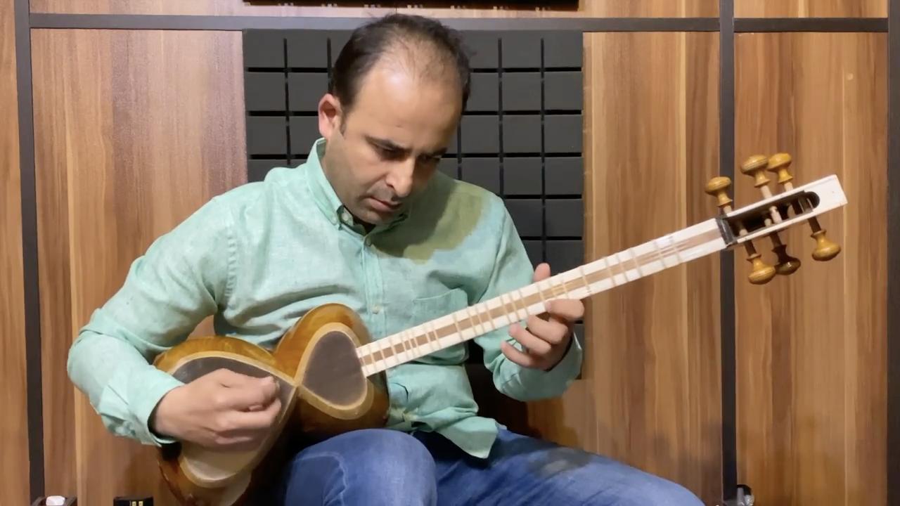 آواز عشق چهارمضراب ماهور فا هوشنگ ظریف نیما فریدونی تار
