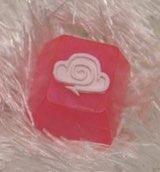 Amidst The Clouds - ピンク (Pi-n-ku) Sugar Clear (Giveaway) Cloud Cap