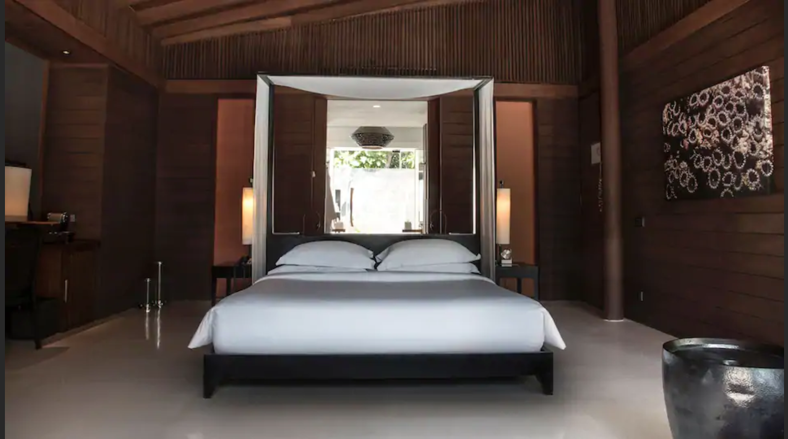 Park Villa Hyatt Maldives room