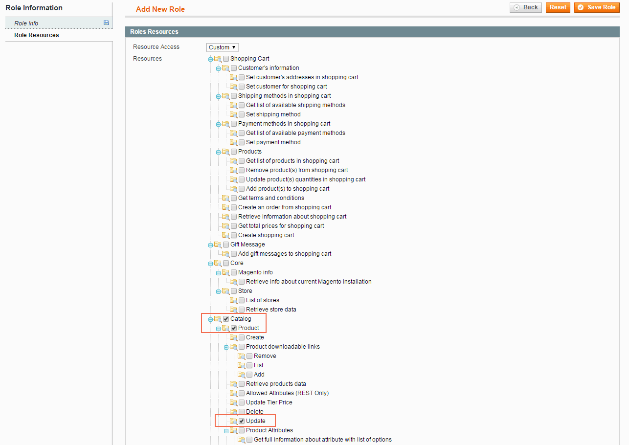 How to update product price per Magento store view by SOAP