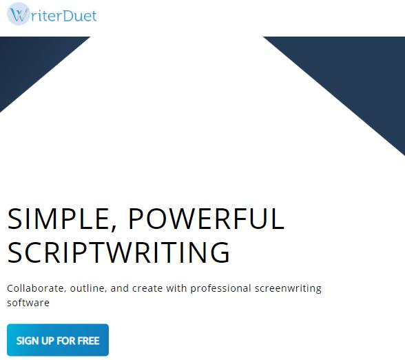 writer duet software