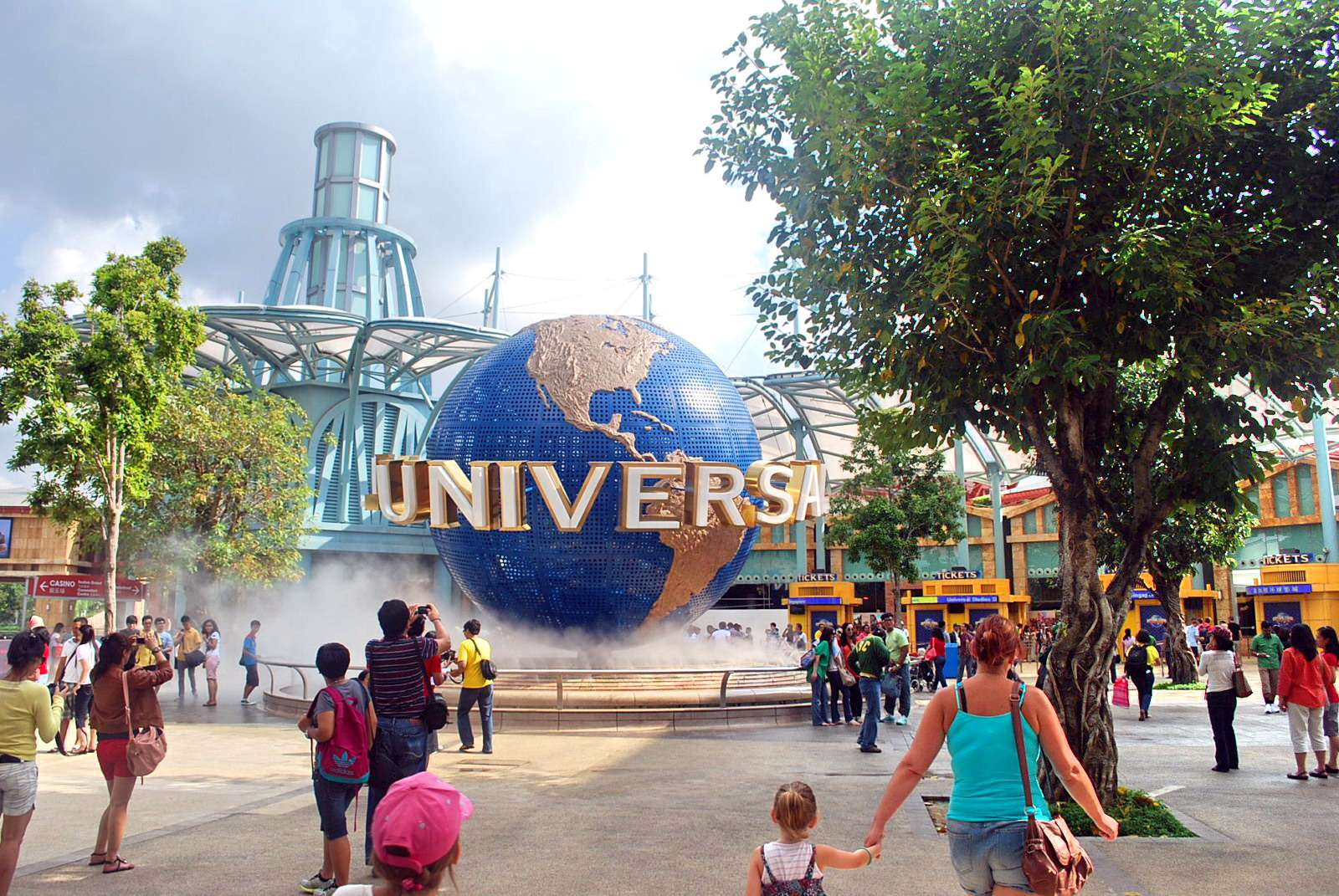 Family Friendly Destinations in Asia, Universal Studios