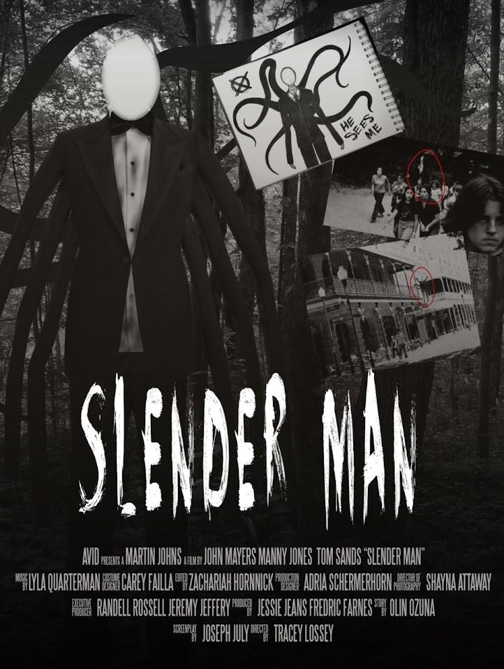 Filme Poster The Slender Man HDRip XviD & RMVB Legendado