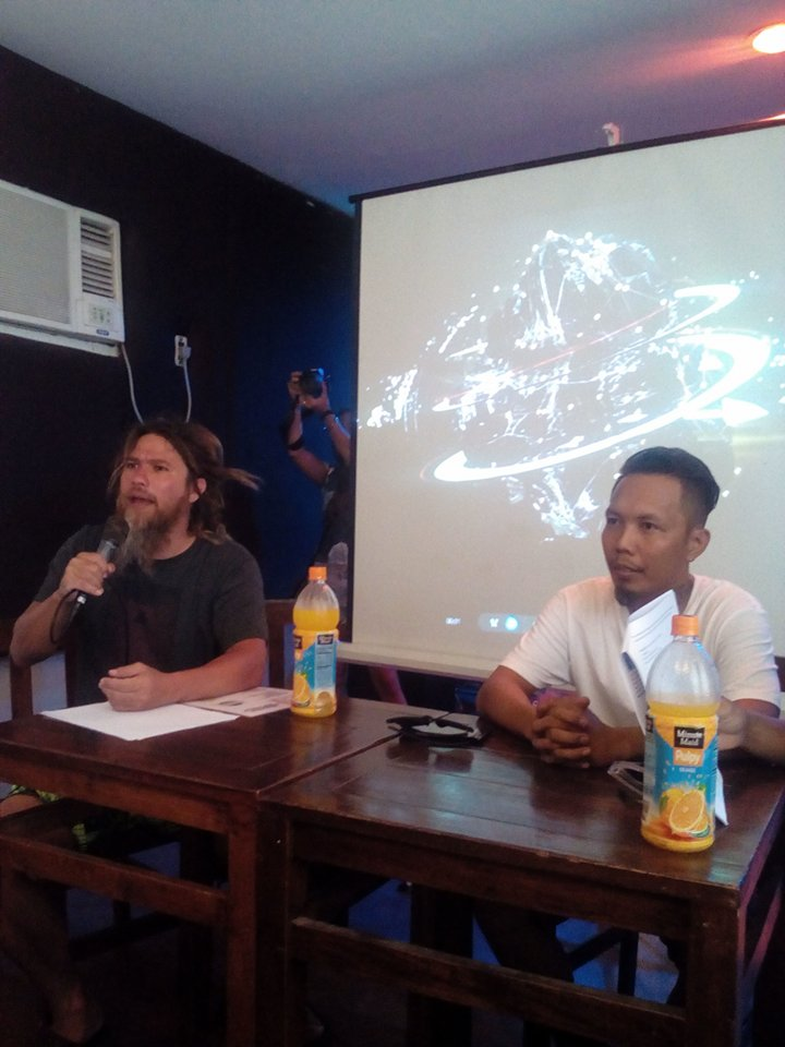 7th Visayan Longboarding Trilogy press conference in Cebu City, Philippines
