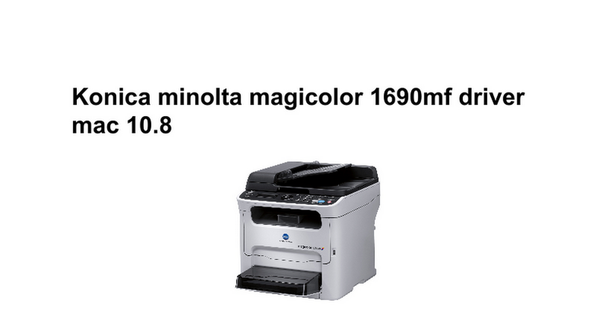 Amazon. Com: do it wiser compatible konica minolta magicolor 1600w.