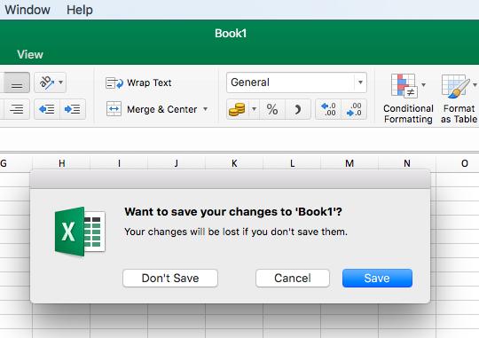 How to shutdown a program on the Mac using hotkeys