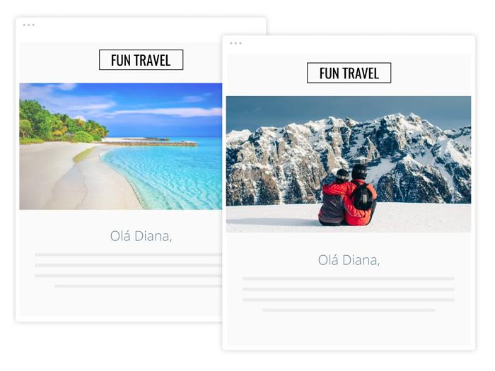 Ideal para Marketing no Turismo - Torne-se Inesquecivel | E-goi