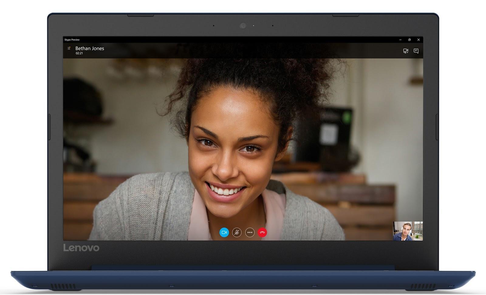 Фото 4. Ноутбук Lenovo ideapad 330-15 Midnight Blue (81DE01WBRA)