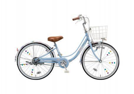 Xe đạp mini Nhật Bridgestone Ricorina cho bé gái