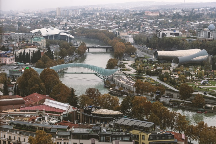 Tourist Places in Georgia