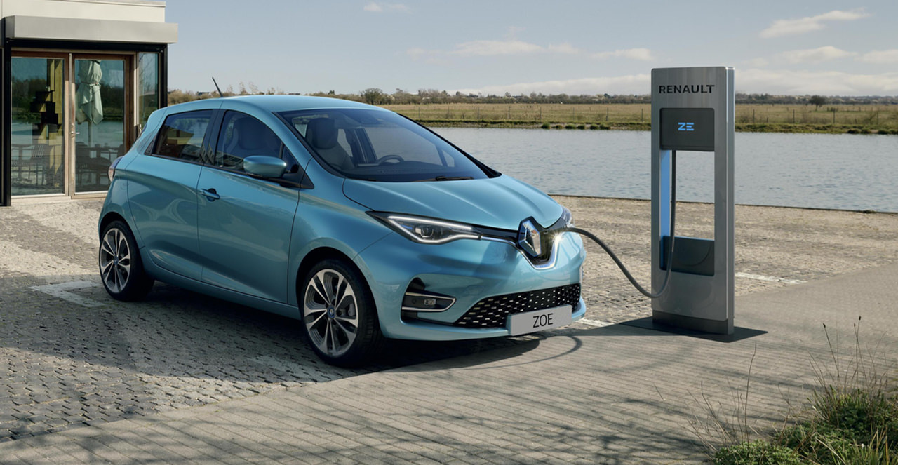 Renault Zoe é um dos elétricos mais acessíveis do Brasil e ganhou uma nova geração (Fonte: Renault/Divulgação)
