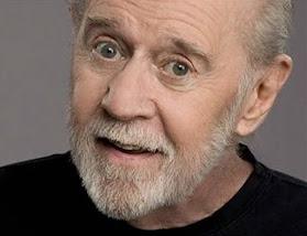 Head shot of George Carlin
