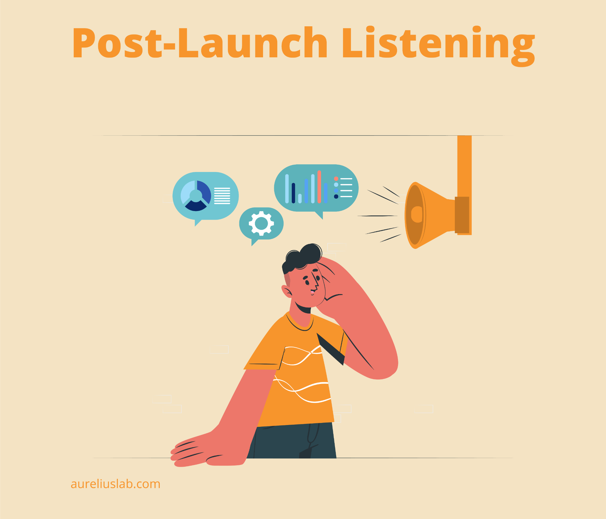 Post-launch listening