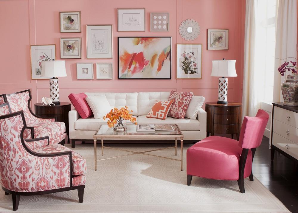 Trang trí phòng khách theo phong cách riêng