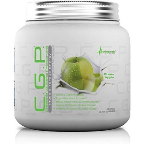 Metabolic Nutrition, CGP, Creatine Glycerol Phosphate, 100 ...