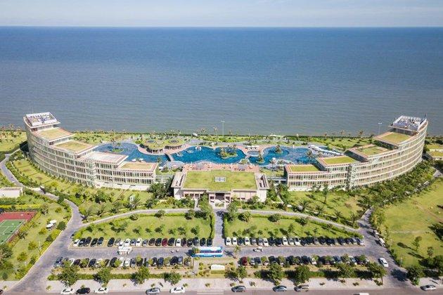 Toàn cảnh FLC Luxury Hotel Sầm Sơn
